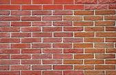 Tło mur z cegły — Zdjęcie stockowe