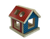 Wood house toy — Foto de Stock