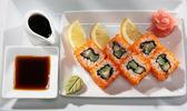 Japońskie sushi — Zdjęcie stockowe