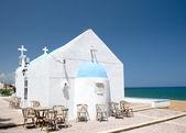 Greek Ortodox Chapel — Stock Photo