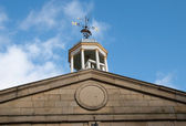 Piece Hall Weathervane — Stock Photo