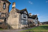 Half Timbered Manor House — Stock Photo
