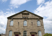 Baptist Chapel in Haworth Yorkshire — Stock Photo