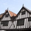 Halftimbered Buildings — Stock Photo