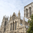 York Minster South View — Stock Photo