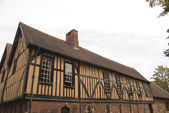 Merchant Adventurers Hall2 — Stock Photo