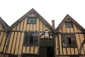 Merchant Adventurers Hall3 — Stock Photo
