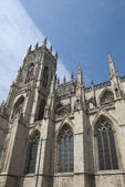 York Minster Tower2 — Stock Photo