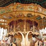 Fairground Carousel — Stock Photo #6212232