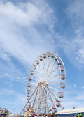 Fairground Wheel and Pier7 — Stock Photo
