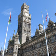 Bradford Town Hall4 — Stock Photo