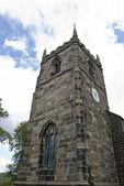 Rural Church Tower5 — Stock Photo