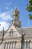 ブラッドフォードの市庁舎の鐘楼 — ストック写真
