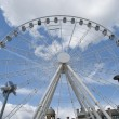 Stock Photo: Fairground Wheel2
