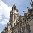 Stock Photo: Manchester Town Hall
