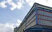 Victorian Market Hall View — Stock Photo