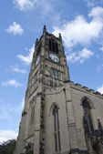 Church Clocktower — Stock Photo