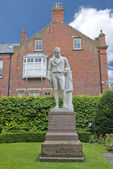 William Wilberforce Statue — Stock Photo