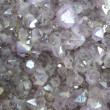 Stock Photo: Pale Purple crystals
