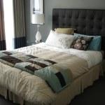 Luxurious Master Bedroom — Stock Photo