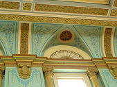 Victorian archittectural detail — Stock Photo