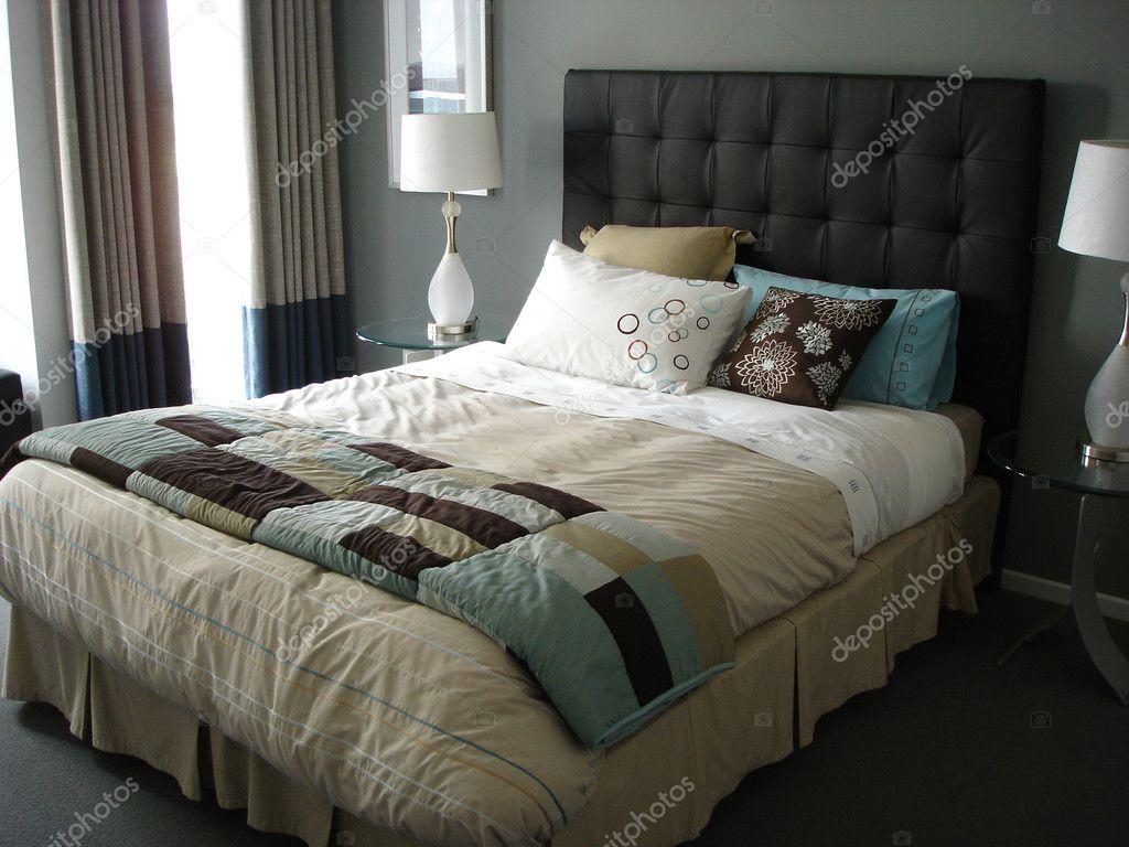 Lyxigt sovrum — stockfotografi © scarfe #6209925