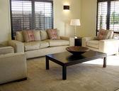 Bright Modern Lounge — Stock Photo