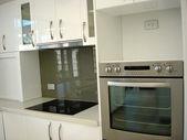 Apartment kitchen — Stock Photo