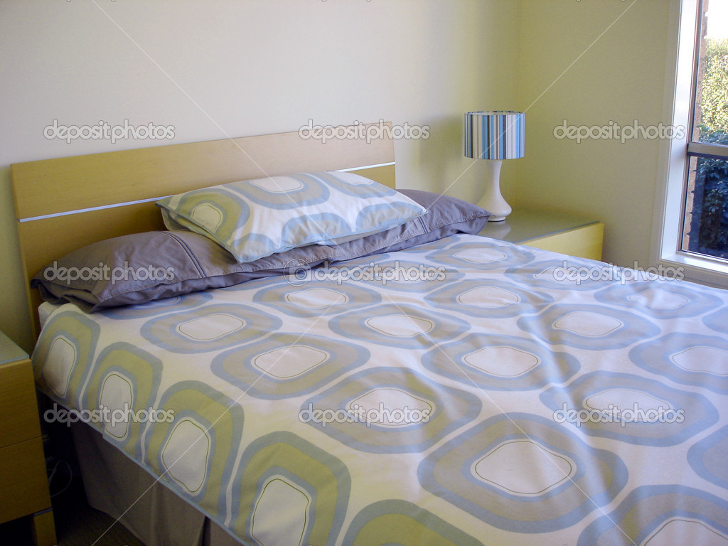 Modern bedroom  Stock Photo #6508761