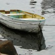 Stock Photo: Fishing dinghy