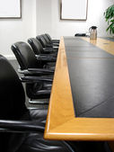 Boardroom — Stock Photo