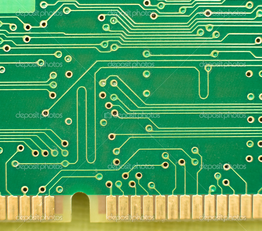 Circuit Board Editorial Stock Photo Auto Electrical Wiring Diagram Green Without Components C Jenmax U2014 U00a9 Yourluckyphoto 6189285