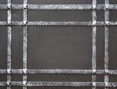 Metallic frame — Stock Photo