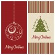 Christmas card — Stock Vector #5949091
