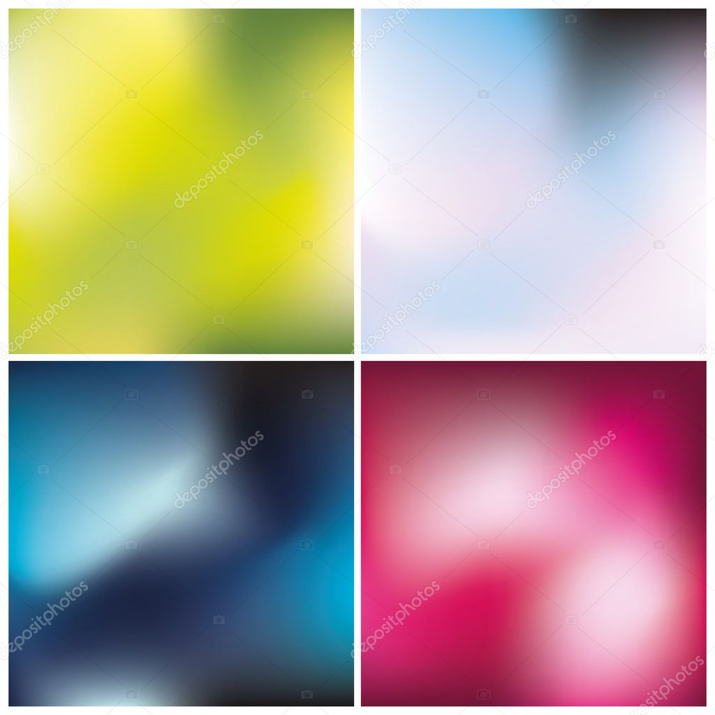 Colorful abstract backgrounds, raster version — Stock Vector #5945511