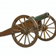 Old cannon — Stock Photo #5982734