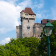 Liechtenstein Castle — Stock Photo #5982927