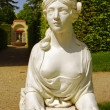 Sphinx statue at Schwetzingen Castle in Heidelberg — Stock Photo