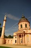 Mosque of Schwetzingen Castle, near Heidelberg, Germany — Stock Photo