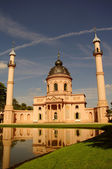 Mosque of Schwetzingen Castle, near Heidelberg, Germany — Stock fotografie