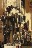 Junk-shop in India — Stockfoto