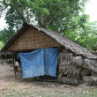 Cambodian country house — Stock Photo