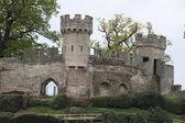 Warwick castle. — Stock Photo