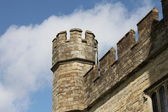 Old tower in Leeds Castle. — Stock Photo