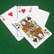 Queen of Spades — Stock Photo #5981290