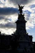 Queen Victoria Monument — Stock Photo