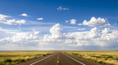 Route 66 in Arizona — Foto Stock