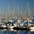 Marina in Monterey California - Stock Photo