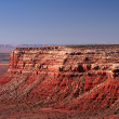 The Vermilion Cliffs found in the Navajo nation land of Monument — Stock Photo