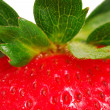 Close-up of a strawberry — Stock Photo #5979331